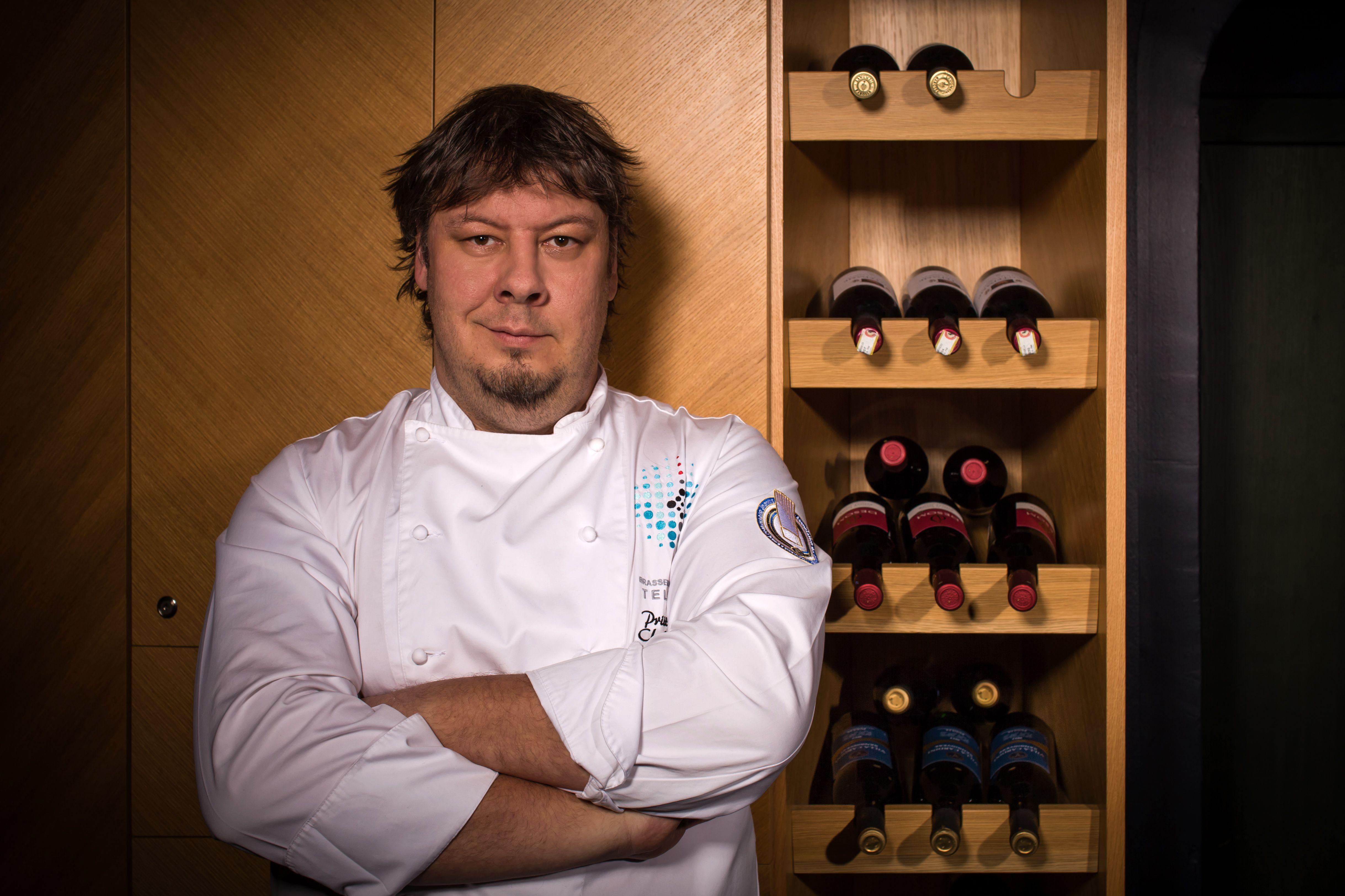 """Chef de cuisine Priit Toomits exclucive signature dinner """"Kuulus või kummaline"""""""