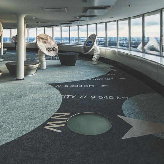 naitusesaal 21 korrus teletorn