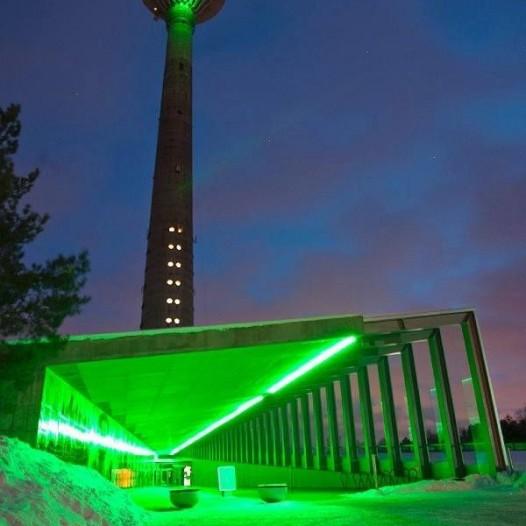 roheline torn