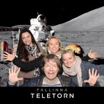 Want to be a #space traveller? Come to #teletorn  in #Tallinn, #Estonia and get te feel!