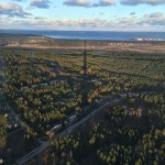 Se din by fra tårnets top #tallinn #teletorn #view