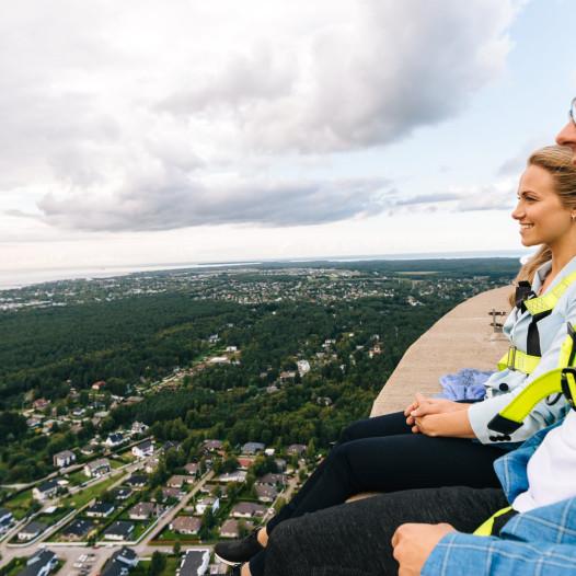 servalkõnd Tallinna Teletorn