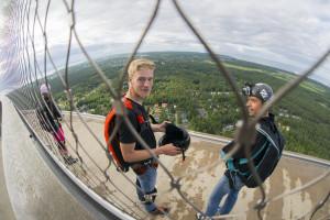 Base jumps Tallinn TV Tower (2)