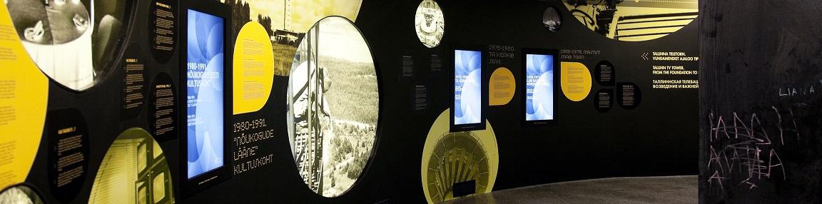 teletorni ajaloonäitus