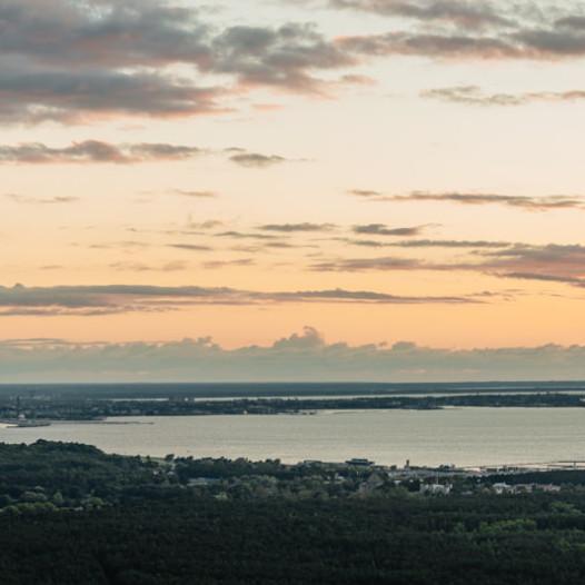 tallinna panoraamvaade Teletorn 3