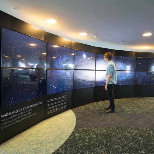 Tallinna Teletorni uus ekspositsioon avab universumi saladusi