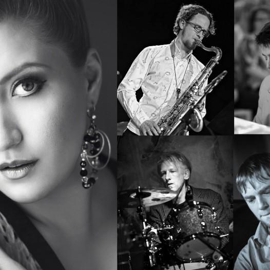 Jazz. Sofia Rubina & Aimla Kullerkupp band