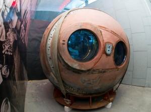 SPUTNIK Kosmos, Nõukogude Liidu luuresatelliit _foto autor Aivar Pärtel