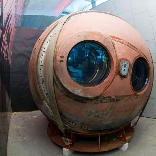 Космическая выставка в Телебашне получила несколько эксклюзивных экспонатов