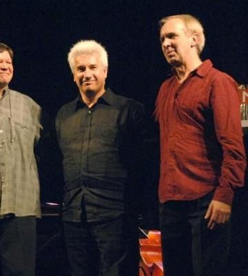 Jazz.ee esitleb: Baltic Jazz Trio / Teletorni jazz