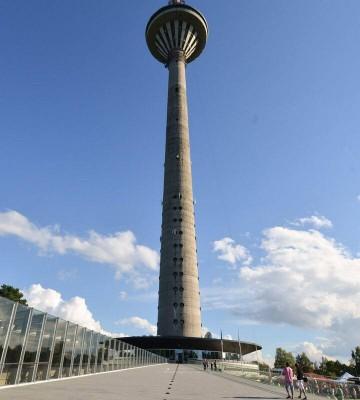 Tallinn TV Tower Run – Perinteinen Televisiotornin porrasjuoksu jo kuudennen kerran