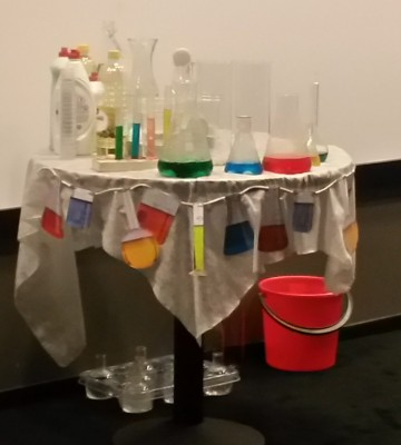 Science theatre at the TV Tower: MAD PROFESSOR'S LABORATORY