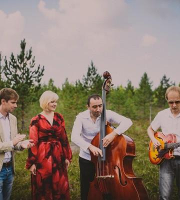 Teletorni jazz / Maria Väli Kvartett