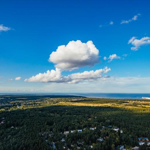 Tallinna Teletorn avas rattaparkla