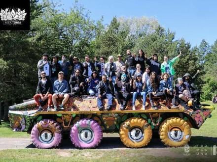Mextonia festival 2017