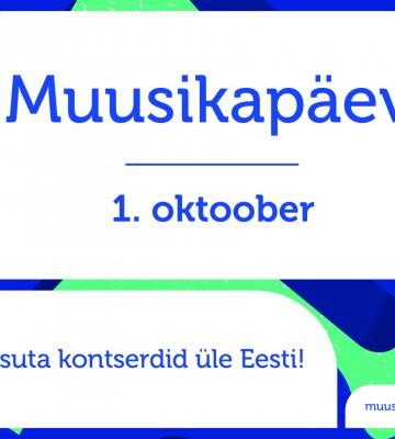 """""""Duo Telluur"""" – Muusikapäeva kontsert Teletornis (tasuta)"""