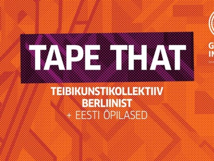 Tape That – Tape Art Exhibition