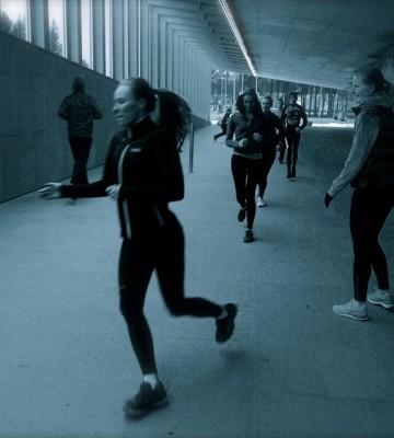 День здоровья и забег по лестнице Таллиннской телебашни