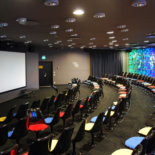 kinosaali pilt