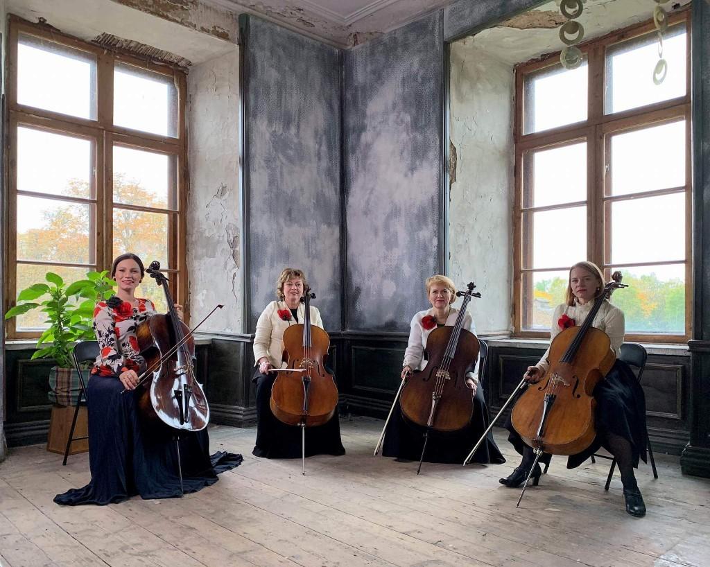 ERSO muusikute tšellokvartett C-Mimm