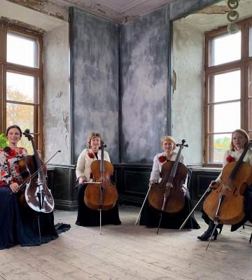 ERSO esitleb – C-MiMM: Katrin Oja, Maris Vallsalu, Riina Erin, Silvia Ilves
