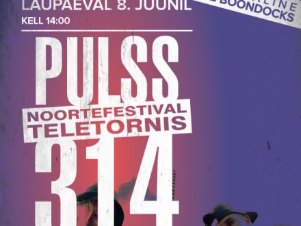Pulss 314 – Noortefestival Teletornis