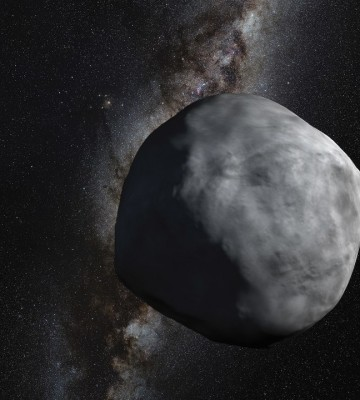 Asteroidipäev Teletornis – Telesild Brian Mayga