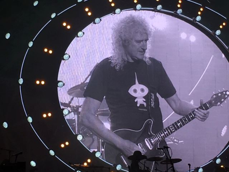 Brian May tornis