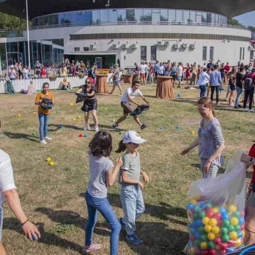 Ladina-Ameerika fiesta Tallinna Teletornis 2021